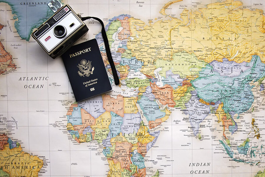 Did you know? Brazil can now issue electronic visas for citizens of the United States, Australia, Canada and Japan