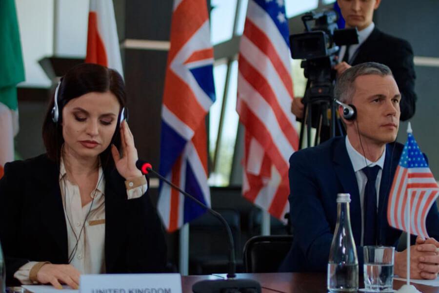 A importância dos intérpretes em situações de crise